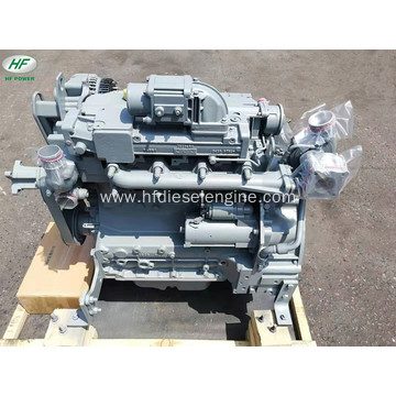 BF4M2012C diesel engine for Deutz engine